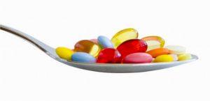 סידן אנטיביוטיקה